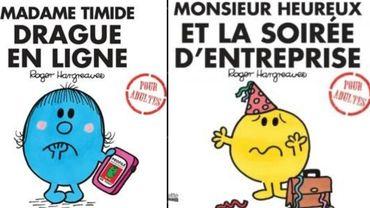 La Serie De Livres Monsieur Madame Publie De Nouveaux