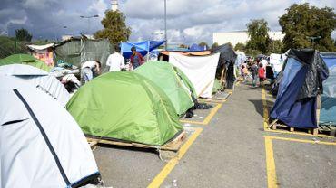 Tous les migrants seront mis à l'abri, a assuré la directrice de la cohésion sociale du département de Moselle Anoutchka Chabeau