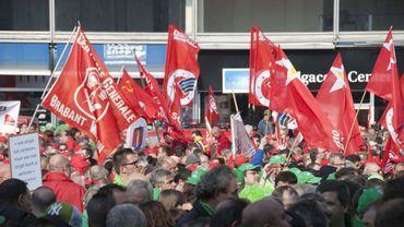 Le front commun syndical reste mobilisé pour les travailleurs des communes et des hôpitaux publics