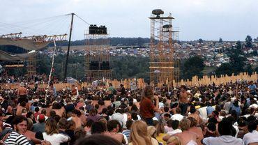 Joe Cocker à Woodstock