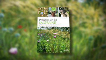 "Livre ""Prenons-en de la graine"" de Patricia Beucher aux Editions ULMER"
