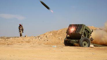 Des tirs effectués par des alliés des forces saoudiennes au Yémen