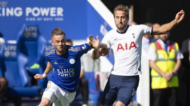 Leicester City v Tottenham Hotspur - Premier League - King Power Stadium