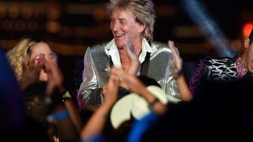 Rod Stewart chante ses regrets en tant que père, prélude à un nouvel album