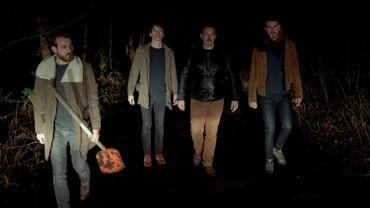 Valeero est une jeune formation musicale belge bien rock.