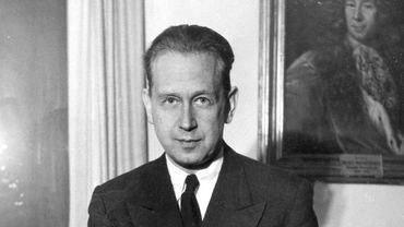 Dag Hammarskjöld, secrétaire général des Nations Unies, mort dans un crash d'avion en 1961.