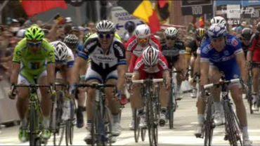 Cyclisme: Degenkolb remporte un sprint mouvementé à Gand-Wevelgem