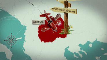 Union européenne: Gilles le Suisse s'en va-t'en Macédoine du Nord