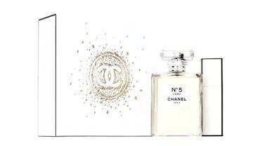 """Le coffret """"N°5 L'Eau"""" de Chanel"""