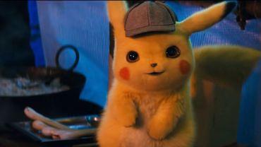 """""""Détective Pikachu"""" est l'adaptation du jeu vidéo du même nom sorti en 2016 au Japon et en 2018 aux Etats-Unis et en Europe."""