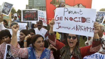 Cachemire sous contrôle indien: deux morts dans une fusillade