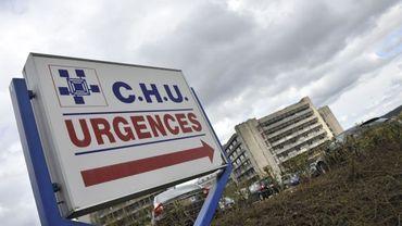 Hausse du nombre de patients au CHU de Liège