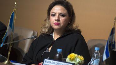 La ministre des Affaires étrangères Sandra Jovel a fait l'annonce lors d'une conférence de presse à New York.
