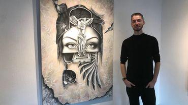 Noir, un jeune artiste aux talents multiples