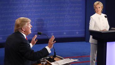 Dernier débat entre Clinton et Trump: les quatre moments-clefs à retenir