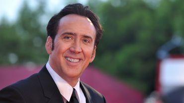 """Nicolas Cage au casting du thriller """"Looking Glass"""""""