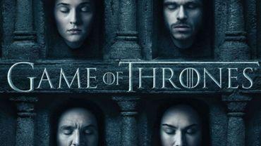 """""""Game of Thrones"""" pourrait remporter dimanche pour la deuxième année consécutive l'Emmy Award de la meilleure série dramatique"""
