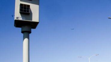 Trois millions pour de nouveaux radars en Wallonie dès 2017