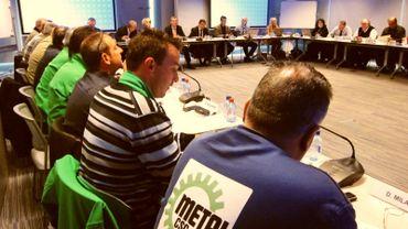 Au sein de l'entreprise, les discussions ont repris (image d'archive).