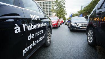 Le service de transports Uber est illégal à Bruxelles, selon un jugement