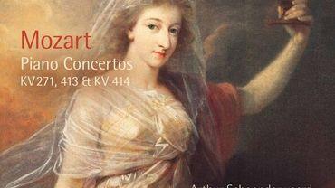 CD de la semaine : Arthur Schoonderwoerd - Mozart, concerti pour piano nos. 9, 11 & 12