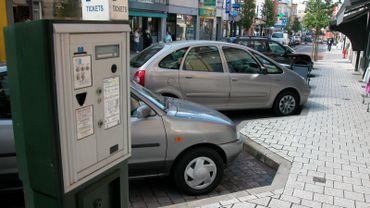 L'abandon des pièces pour payer le parcmètre est prévu pour 2020.