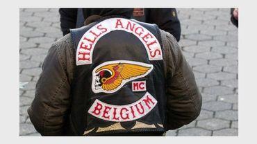 illustration : les Hells Angels