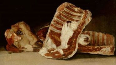Goya - Nature morte