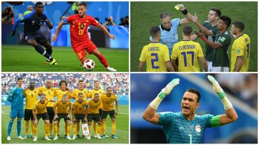 Les 10 chiffres marquants de la Coupe du Monde 2018