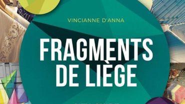 """City guide papier """"Fragments de Liège"""""""