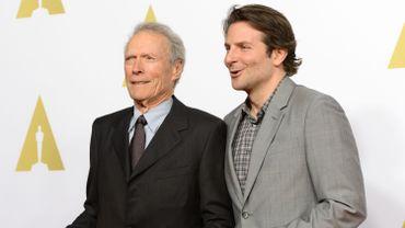 Clint Eastwood et Bradley Cooper