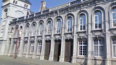 Le palais de justice de Verviers.