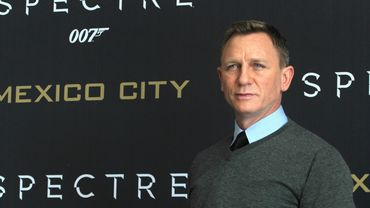 Daniel Craig endossera une nouvelle fois le costume de James Bond