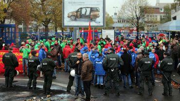 Réunion de crise pour aider le secteur automobile le 10 décembre à Bruxelles