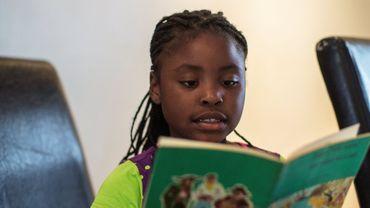 Michelle, l'auteure sud-africaine de 7 ans qui fait rêver les enfants