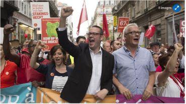 Le PTB ne possède pas à Namur un leader charismatique comme Raoul Hedebouw mais vise tout de même plusieurs élus aux prochaines élections communales.