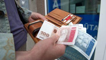 La BCE met en garde la Lettonie, candidate à l'euro, contre l'inflation