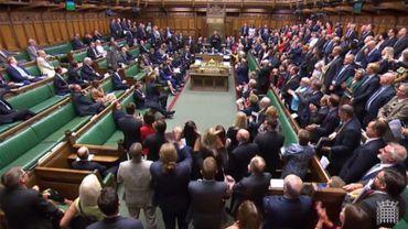 """""""Shit"""", sieste, show... cinq moments insolites de la journée de mardi au Parlement britannique"""