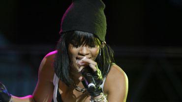 Rihanna enregistre actuellement son nouvel album