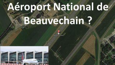 L'aéroport national pourrait déménager à Beauvechain?