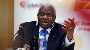 Nouvelle mise en examen pour l'ex-président de l'IAAF, Lamine Diack