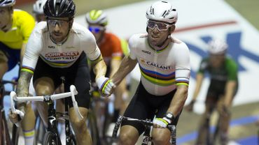 Wiggins et Cavendish remportent les 6 Jours de Gand