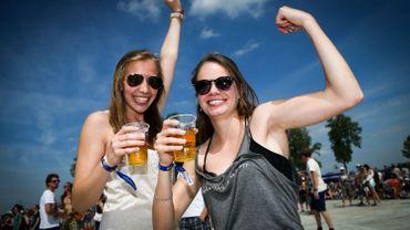 Les femmes, dans le public, mais aussi sur scène lors de la première journée du festival.