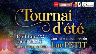 Le nouveau show fantasmagorique de Luc Petit dès le 14 août au cœur du parc de l'Hôtel de Ville de Tournai !