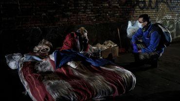 Près de 570 sans-abri hébergés dans des hôtels de Bruxelles