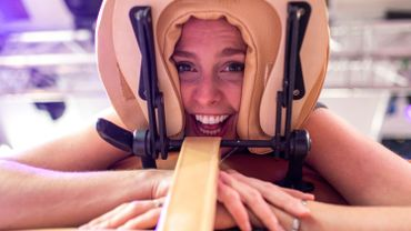 Massage, moto et musique au menu du cinquième jour à Viva for Life