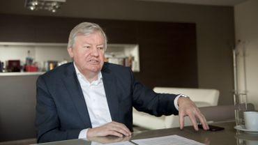 """Formation fédérale:""""un accord avec la N-VA est difficile à envisager, mais on ne peut l'exclure"""", selon Jean-Claude Marcourt"""