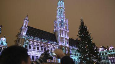 Bruxelles: le son et lumière des Plaisirs d'Hiver interrompu ce soir pour laisser place à des tubes