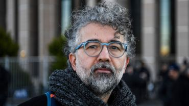 """Erol Önderoglu, le représentant de Reporters Sans Frontières (RSF) en Turquie, jugé pour """"propagande terroriste"""" a été acquitté."""
