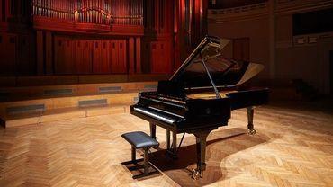 Un nouveau piano Steinway pour le Palais des Beaux-Arts de Bruxelles